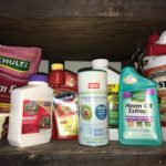 Avoid Pesticide Spills and Contamination by Properly Disposing of Old Containers of Unused Products