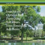 Updated Guide to Chemical Control of Emerald Ash Borer Available